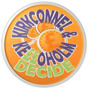 Kirkconnel & Kelloholm Decide logo