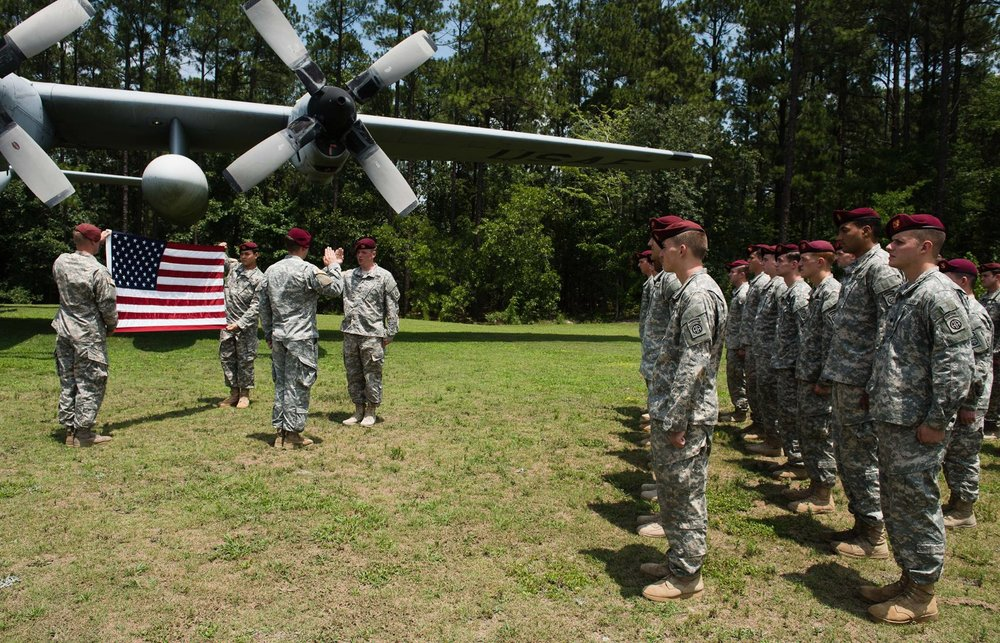 REENLISTMENT DAY