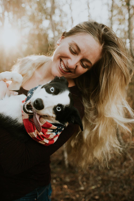 Lifestyle Pet Photography