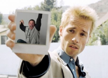 I'm also a fan of  Memento.