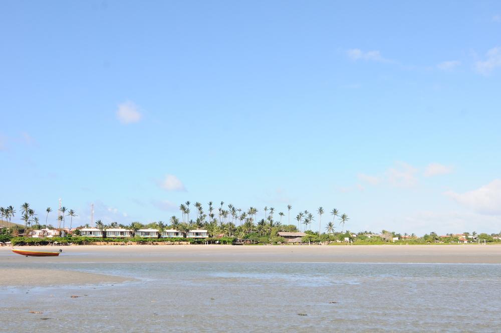 Jericoacoara - Vila Kalango está dentro do coqueiral.