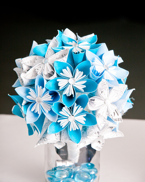 Small paper flower bouquet small paper flower bouquet img4493g danielle jerrywd 969g mightylinksfo