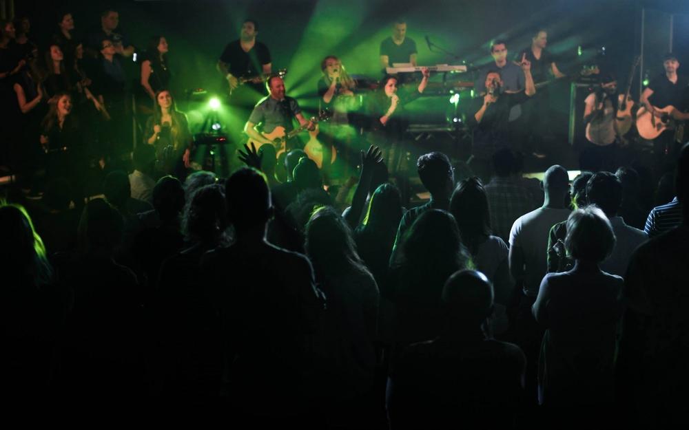 Live nahrávanieCD Nádej, Foto: Vik Flinstone