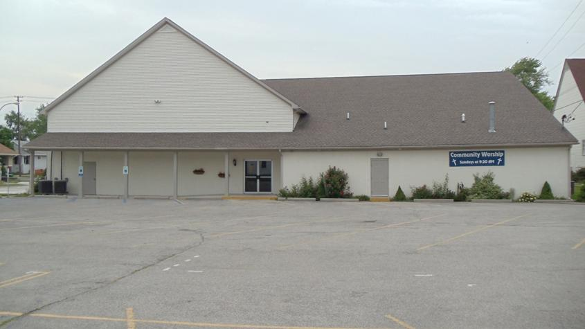 "Our ""Carpenter Activity Center"" was built in 2002 to continue our ministry to the Port Huron area"