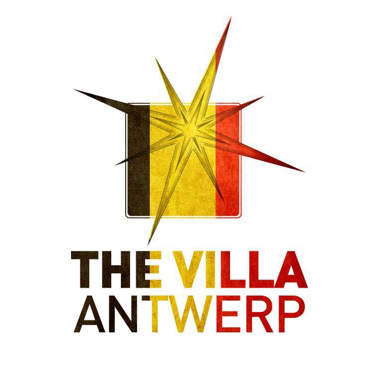 The Villa Antwerp Club Lester Williams Logo