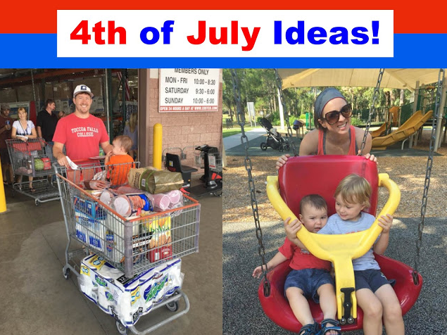 Six Kid Friendly 4th Of July Ideas Love Fast Live Slow