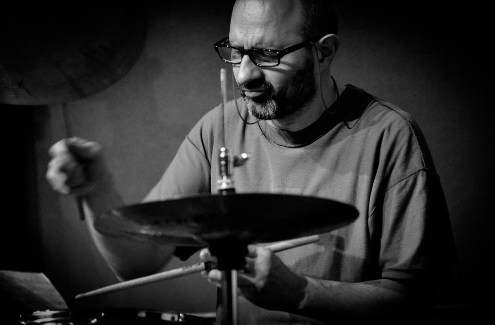 Jorge Rossy - Dado Moroni and Robert Bonisolo Quartet -Jorge Rossy and his Friend s - Photo ©Paola.Negro-2.jpg