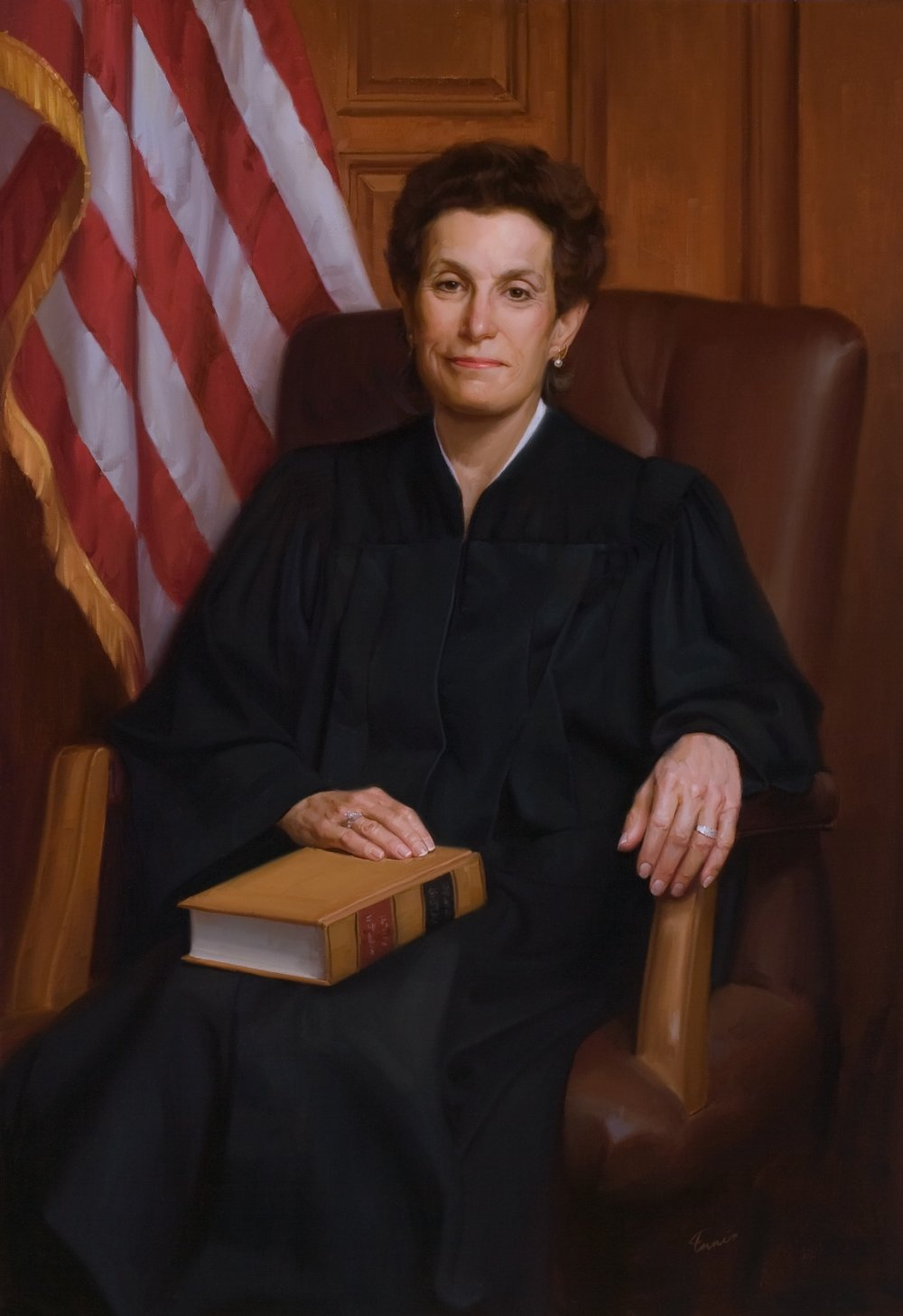 Justice Judy Cowin
