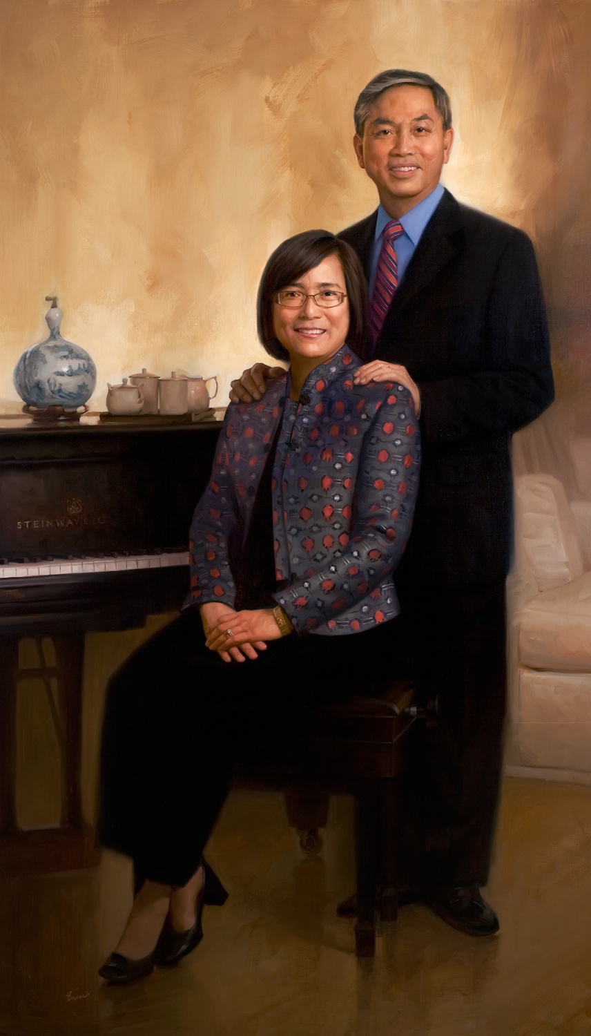 Dr. Solomon & Wendy Luo