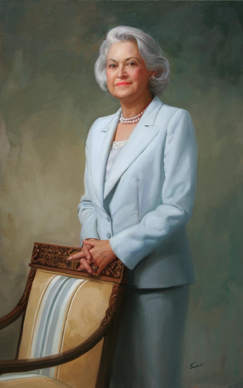 Mrs. Charles Sanders
