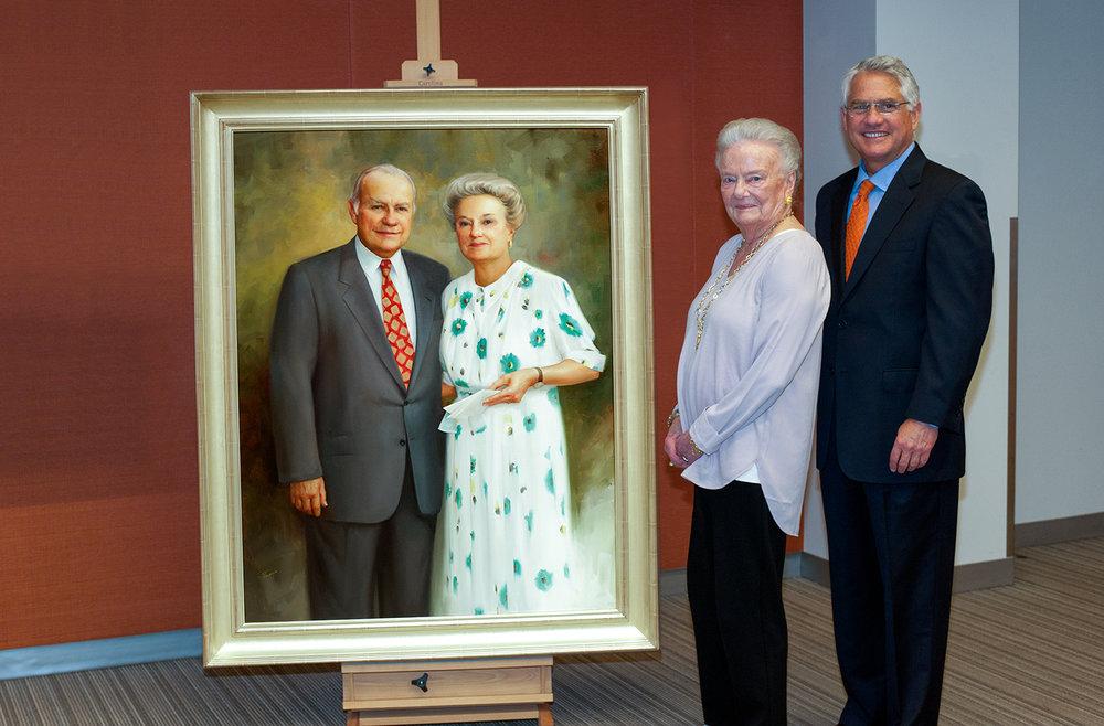 PHCS President Barry Rabner a & Joan Schreyer.jpg