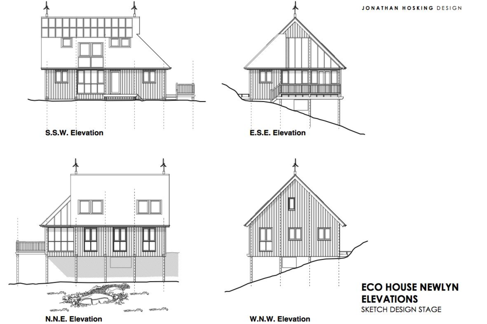 ECO HOUSE NEWLYN