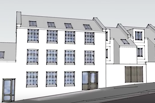 RESIDENTIAL RE-DEVELOPMENT OF HERITAGE SITE BRISTOL