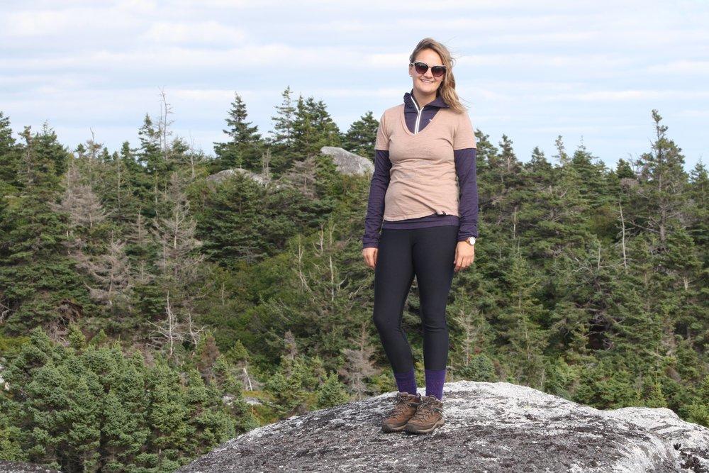 Nova Scotia:  Macpherson, Karyn
