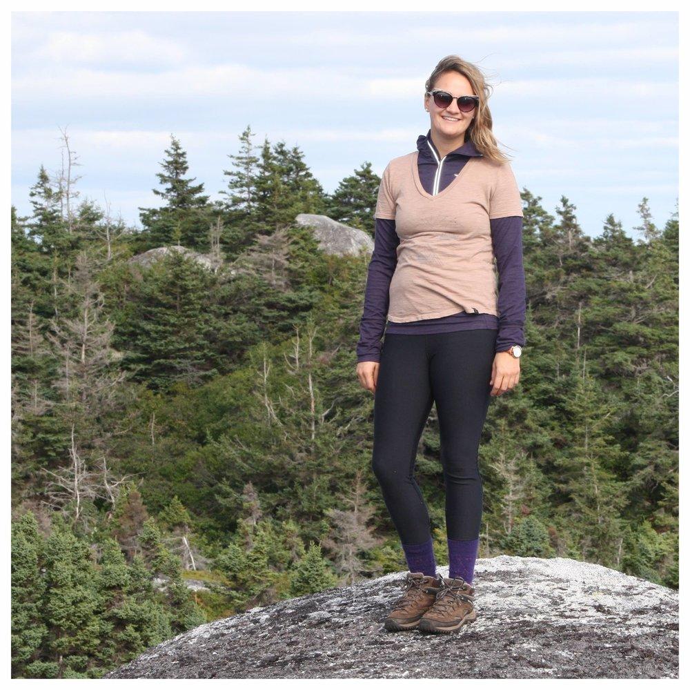 Nouvelle-Écosse: Karyn MacPherson