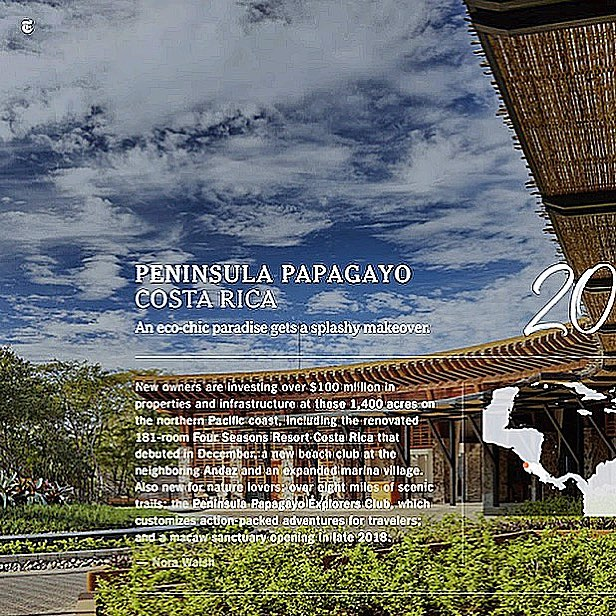 "Honored to have worked on the gorgeous #FourSeasons  Peninsula Papagayo resort, which was recently featured on #NYTimes ""52 Places to Go in 2018""! #C2CDesigns #Guestrooms #PublicArea #Outdoor #Restaurants #Seating #AndMore"