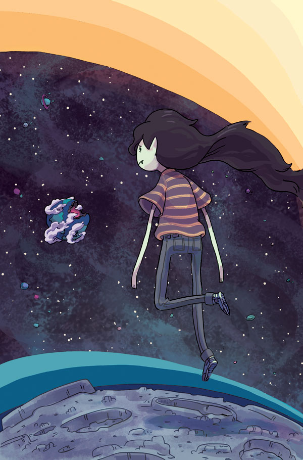 Pietsch- Marceline Gone Adrift #1 cover