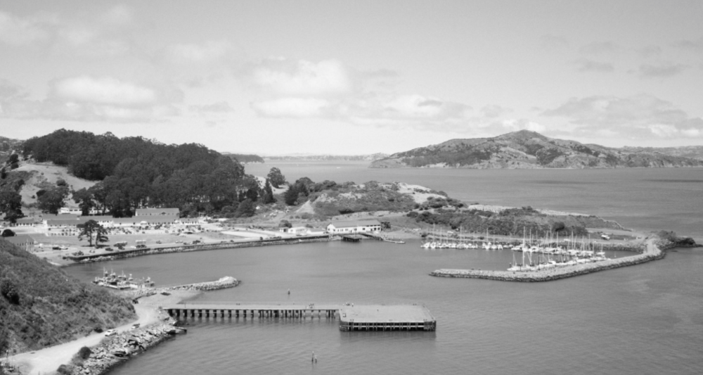 Sausalito, San Francisco, Vy+James