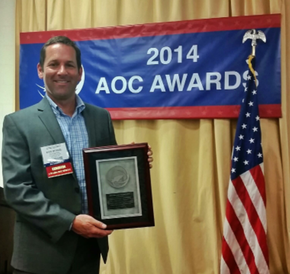 S2 CEO Receives Electronic Warfare Development Award — S2