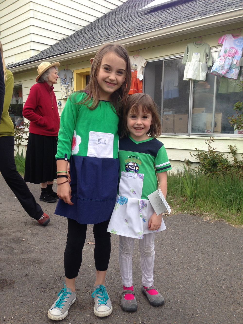 Sisters in Green.jpg