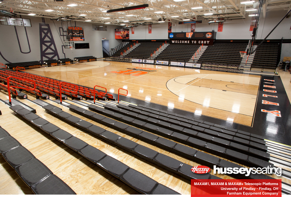 University of Findlay Gymnasium