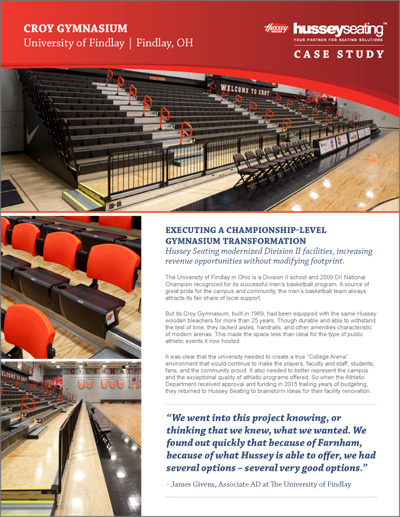 University of Findlay Case Study