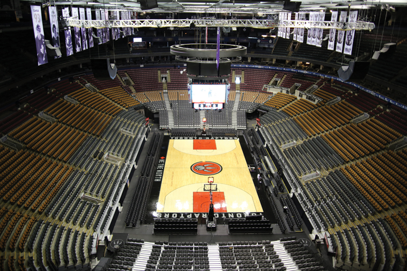 Air Canada Centre alternative view