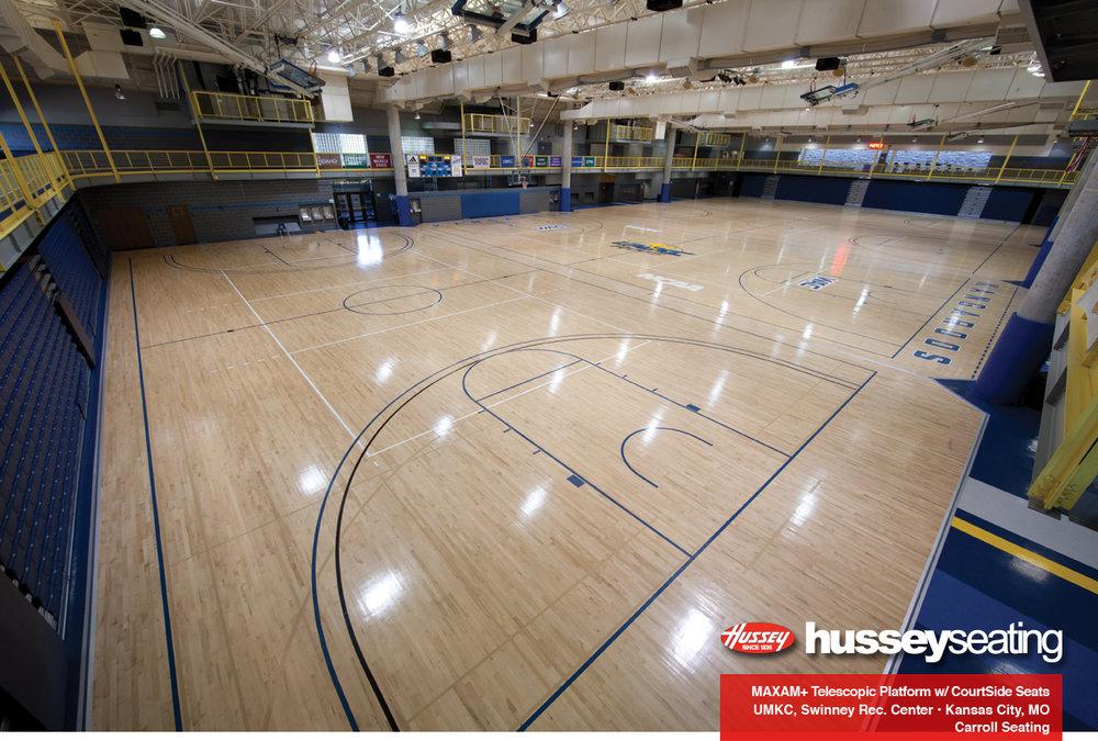 University of Missouri at Kansas City recreation center