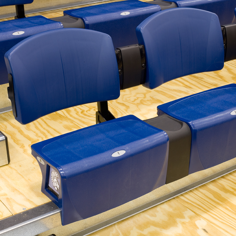 Courtside Backrests & Spacers