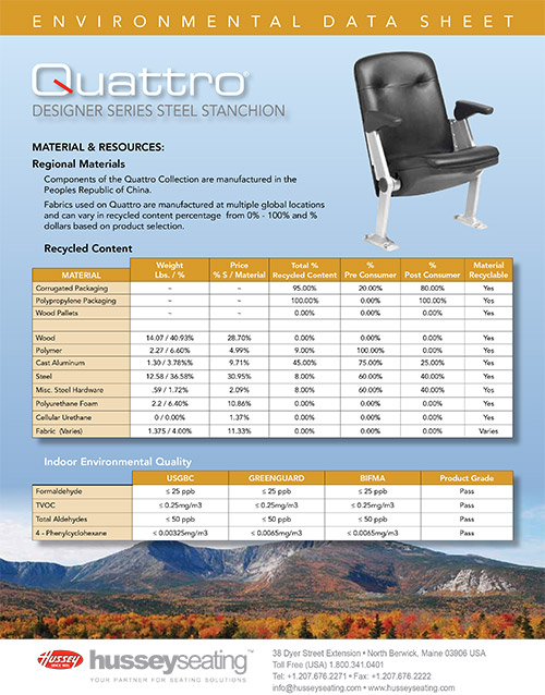 Designer Series Steel Stanchion
