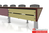 Stimulate Series Fixed Lecture Room Table