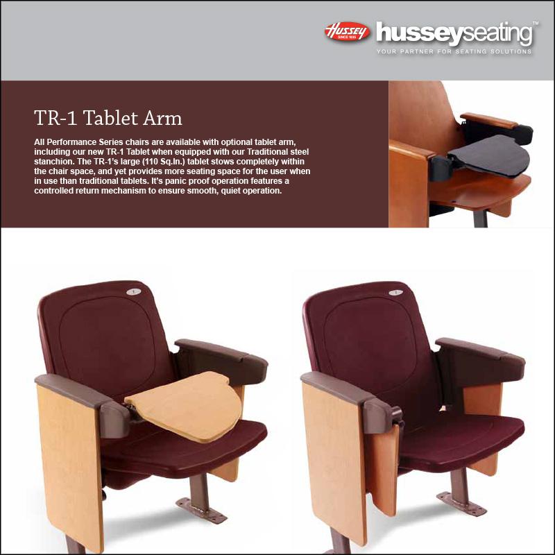 TR-1 Tablet Arm