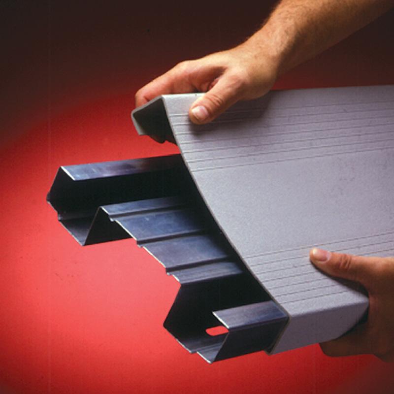 Perma-Cap Over Perma-Plank