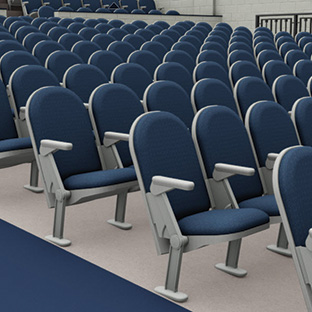 Quattro Auditorium Chairs