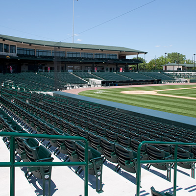 Dow Diamond Stadium
