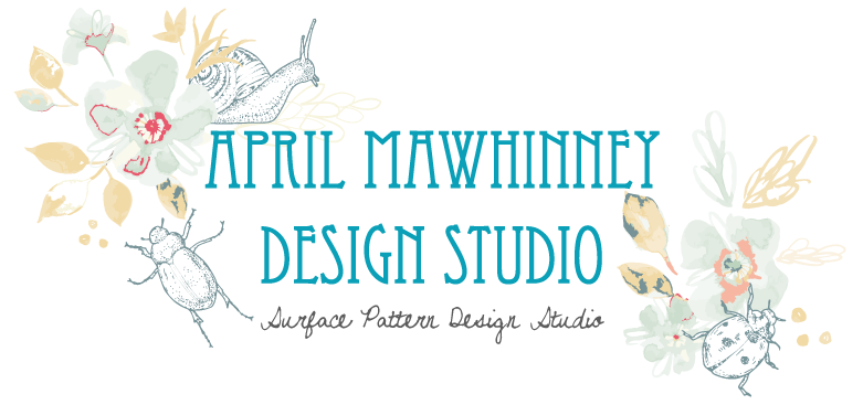 April Mawhinney Design Studio - SURFACE PATTERN DESIGN & ILLUSTRATION