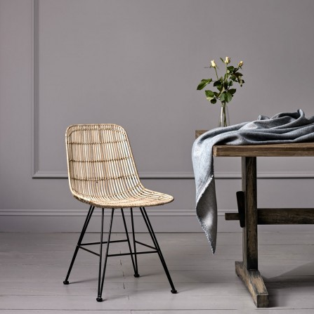 RATTAN CHAIR FROM GRAHAMANDGREEN.CO.UK