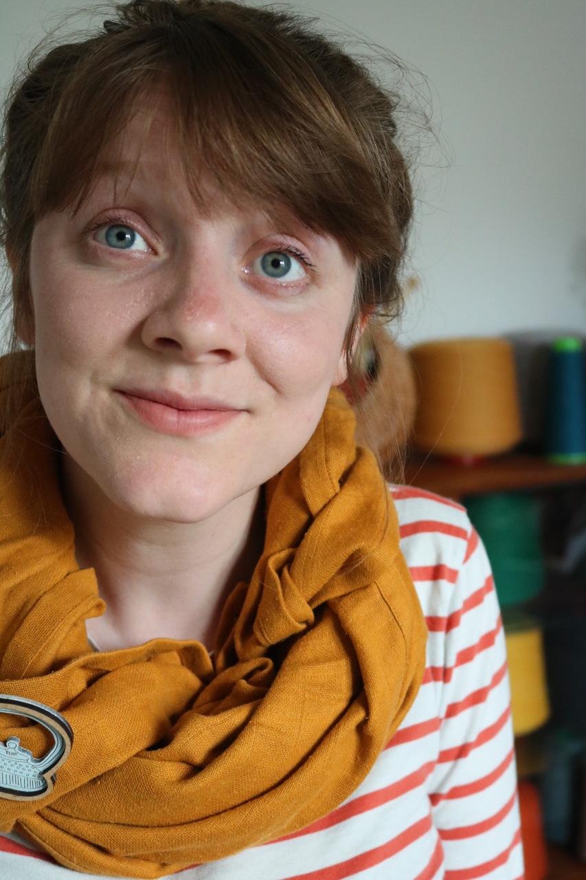 Antonia Sullivan | Sprig Knitwear | UK Based Knitwear designer | Handmade Knitwear |