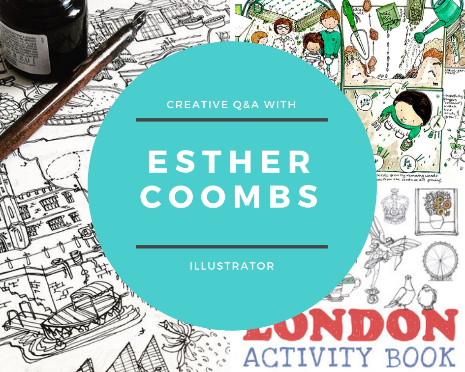 Esther Coombs Illustration