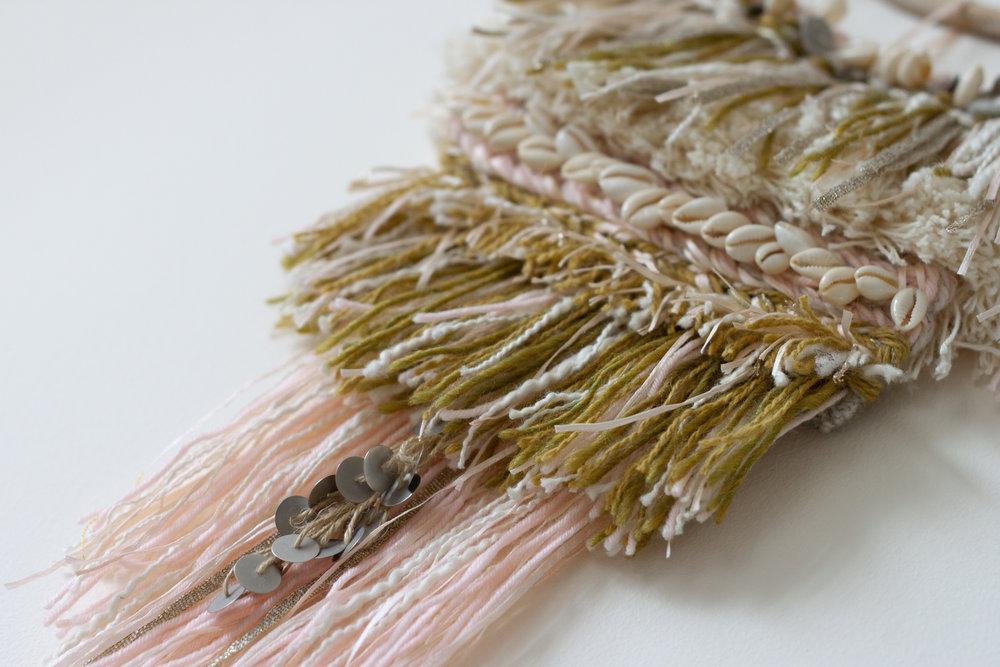 Jennifer Christie   Wandering Coast Collective   UK Designer Maker   Textile Designer   Fibre Artist   Wallhangings   Tapestries