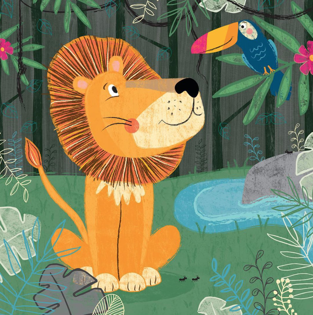 LizaLewis | UK Childrens Illustrator | Illustration | Books |