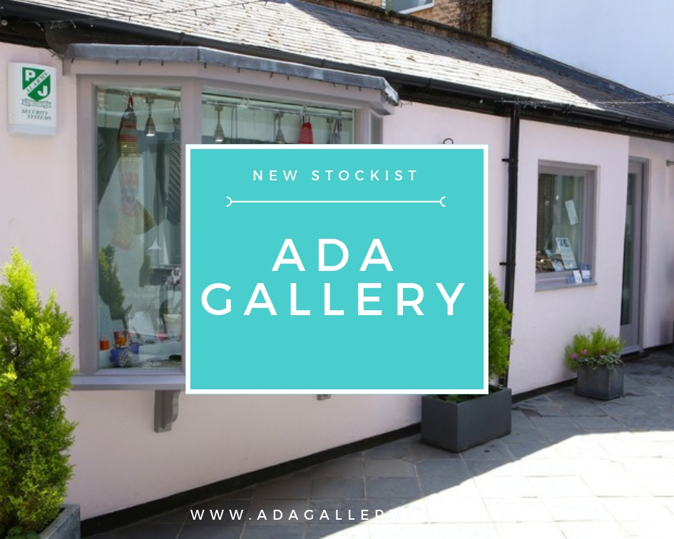 ADA GALLERY | UK Designer Markets | Independent Shop | Market Harborough | Ruth Wood Jewellery | Stockist