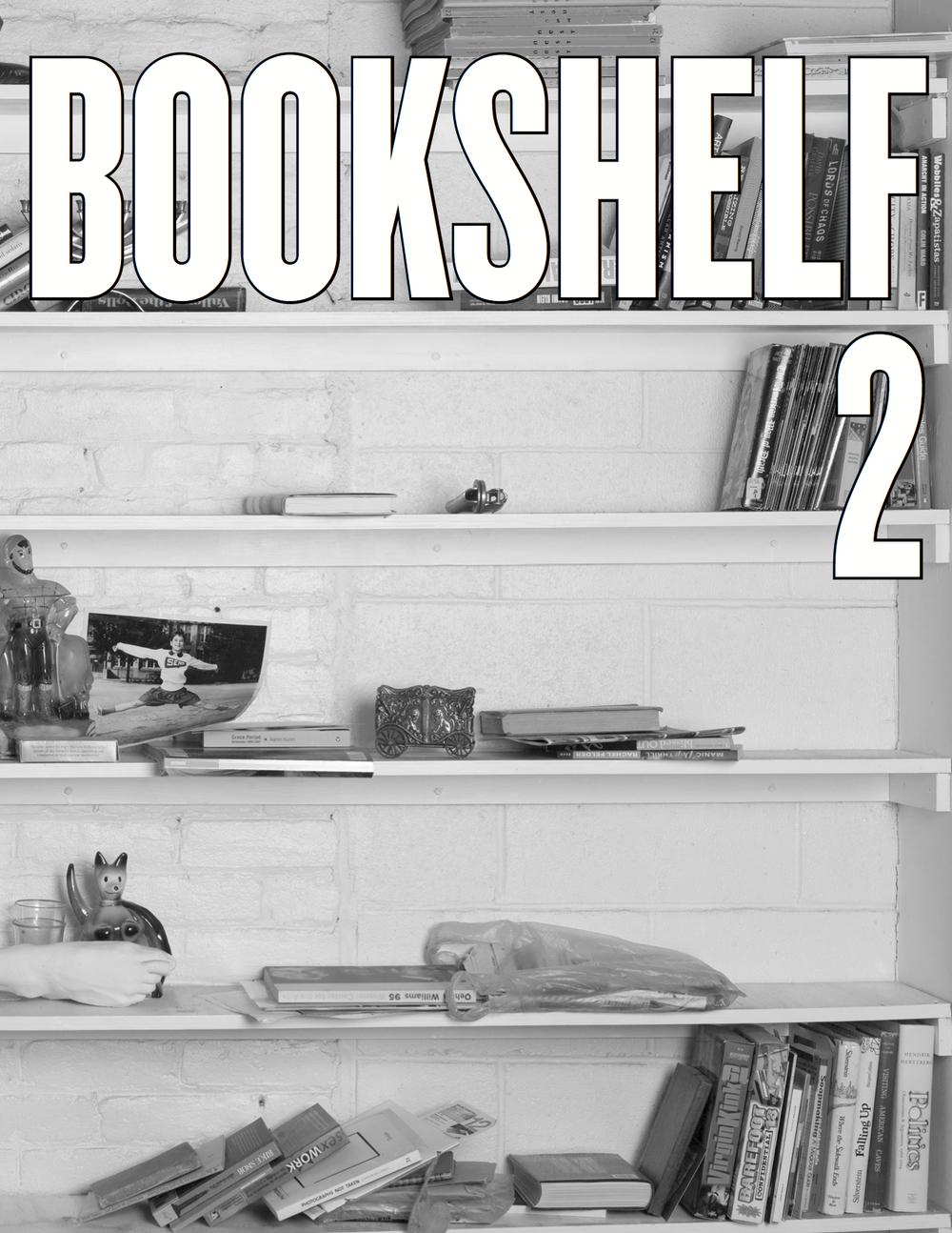Bookshelf 1 & 2, 2014