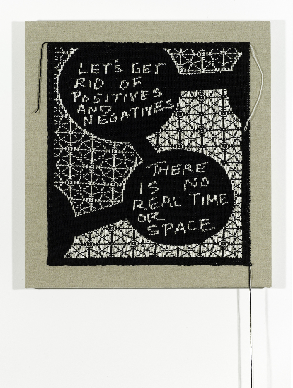 Let's Get Rid of Positives and Negatives (Negative), 2014