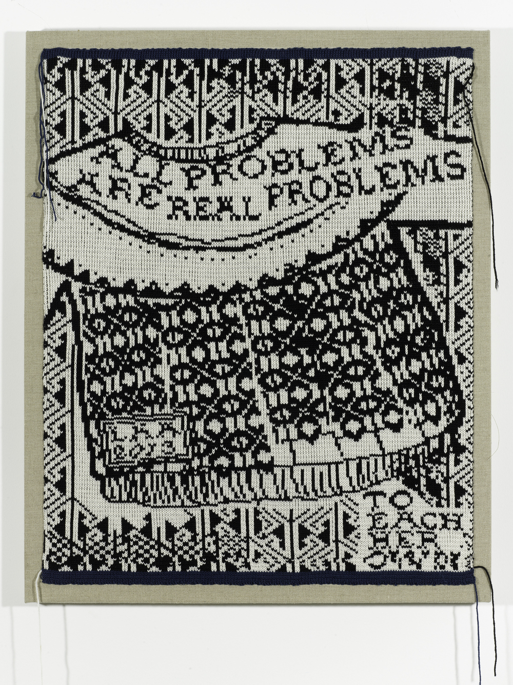 All Problems are Real Problems, 2014