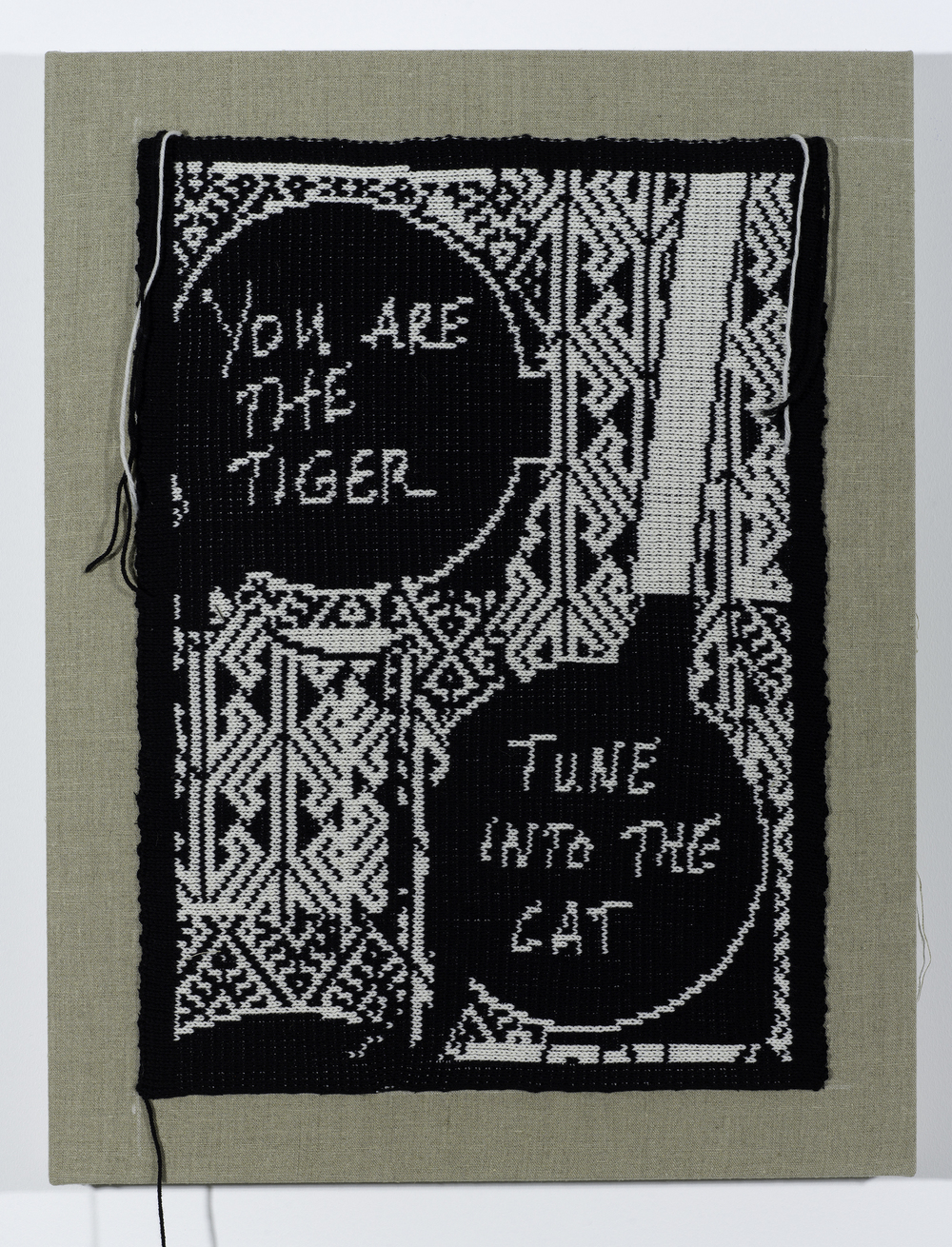 Tune into the cat, 2014