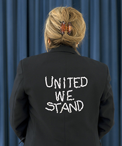 United We Stand, Hammer Museum, 2011-2012