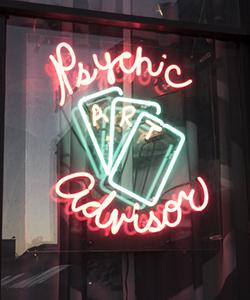 Psychic Art Advisor