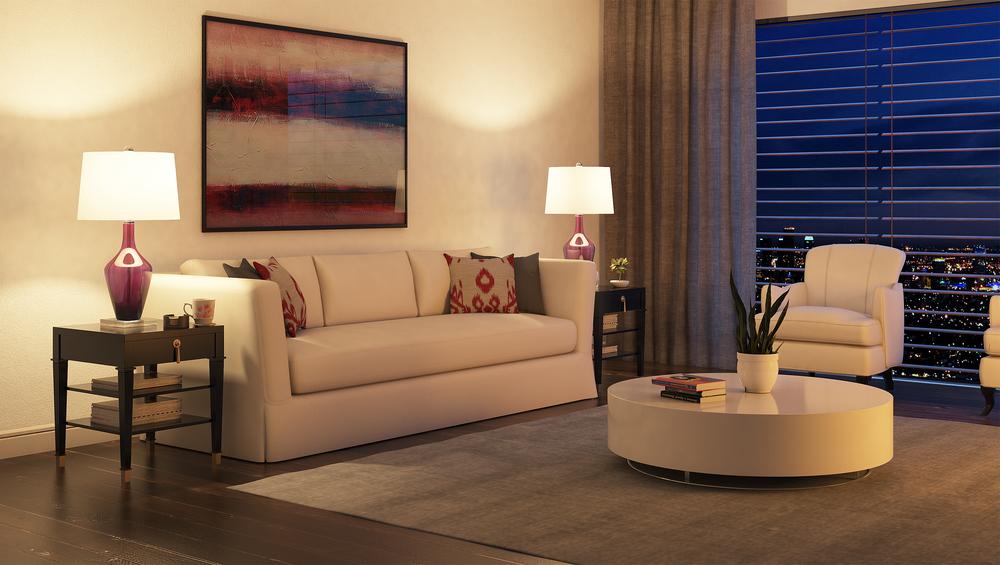 CGI Living Room Furniture Set