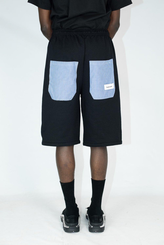 Trademarket ™️ - Bottoms - Long Striped Pocket Short Back.jpg